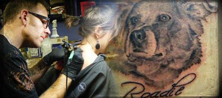 Rippy - Tattoo Artist at Ray's Tattoo in Lincoln, NE